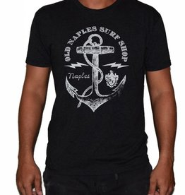 Old Naples Surf Shop ONSS Elemental Anchor Tee
