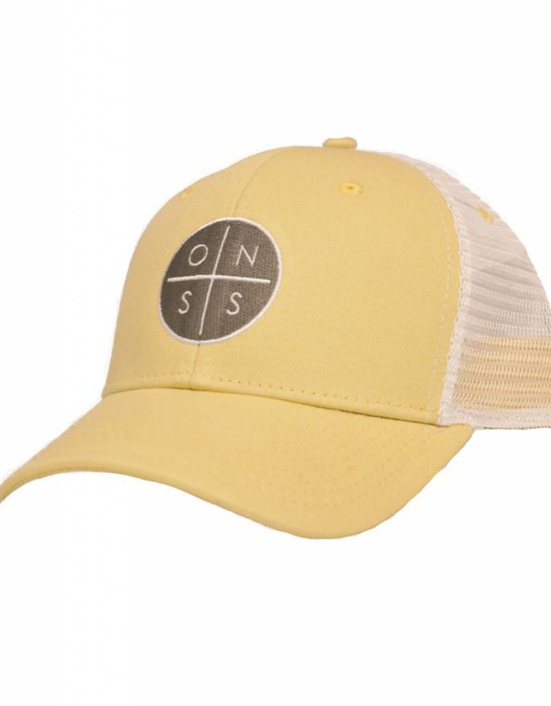 ONSS Circle Logo Trucker Hat