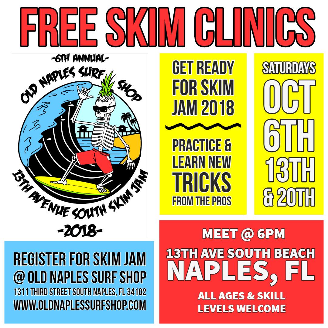 Free Skim Clinics