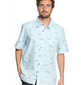 Quiksilver Quiksilver Waterman Channel Cruising Tech Shirt