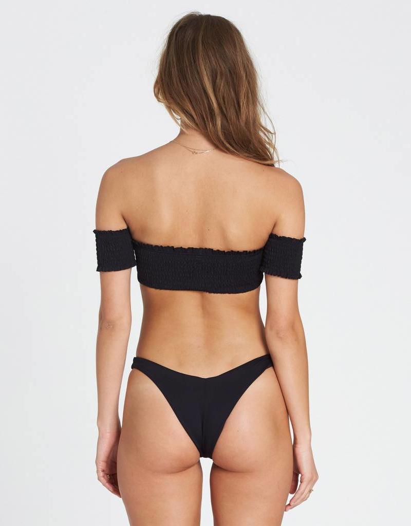 Billabong Billabong Sol Searcher Off-Shoulder Bikini Top