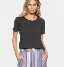 Tavik Tavik Loyalty Short Sleeve Cropped Tee