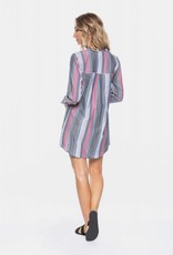 Tavik Tavik Haven Long Sleeve Mini Dress