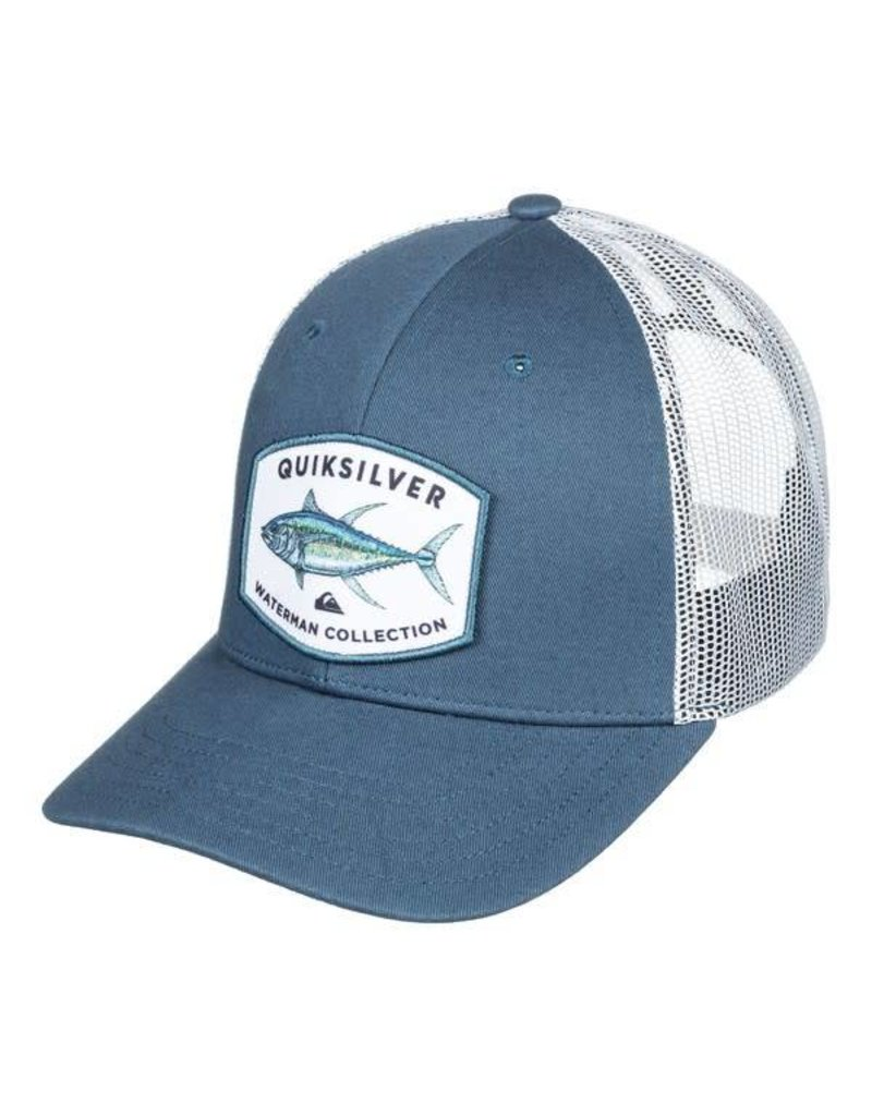 6df465dc7f6 ... spain quiksilver quiksilver waterman knot trucker hat 7215f 55426