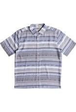 Quiksilver Quiksilver Waterman Tapua Sunset Short Sleeve Shirt