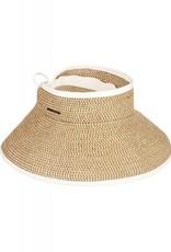 Roxy Roxy Kiss The Ocean Capeline Straw Hat