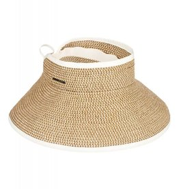 Roxy Roxy Kiss The Ocean Capeline Straw Hat