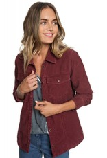 Roxy Roxy The Edge of Wilderness Long Sleeve Corduroy Shirt