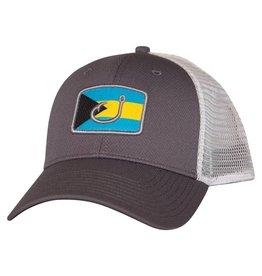 Avid AVID Bahamas Flag Trucker Hat