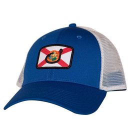Avid AVID Florida Flag Trucker Hat