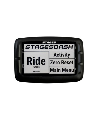 Stages Stages Dash GPS Computer