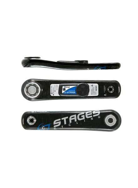 STAGES CYCLING Stages Power Meter Carbon For FSA 386 Evo