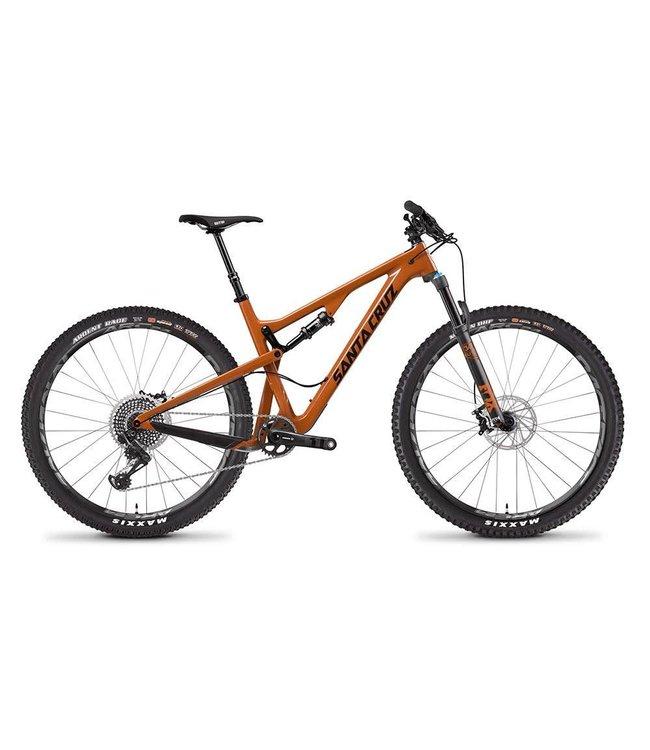 Incycle Bicycles - 2018 Santa Cruz Tallboy CC XO1-Kit - Incycle Bicycles