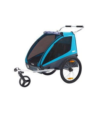 Thule Thule Coaster XT+Cycle/Stroll Blu