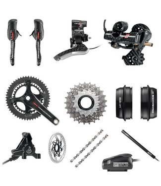Campagnolo Campagnolo Super Record EPS Hydro Disc Groupset