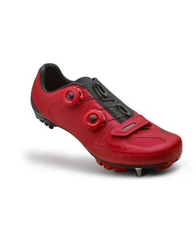 Specialized Specialized S-Works XC MTB Shoe Red/Blk