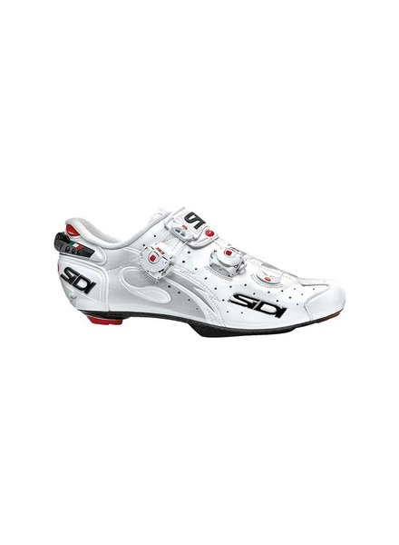 Sidi Sidi Wire Vent Push Carbon Shoe Wht