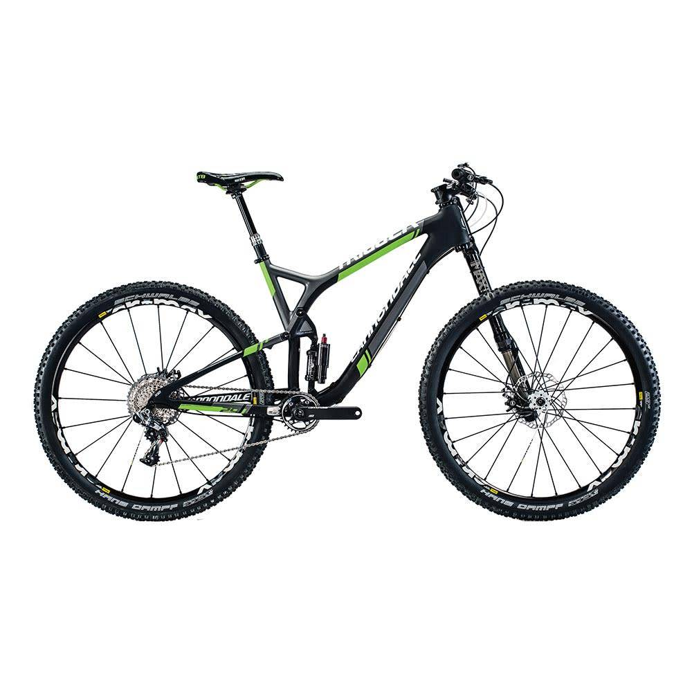 Incycle Bicycles 2015 Cannondale Trigger Carbon 1 29 Carb Sm