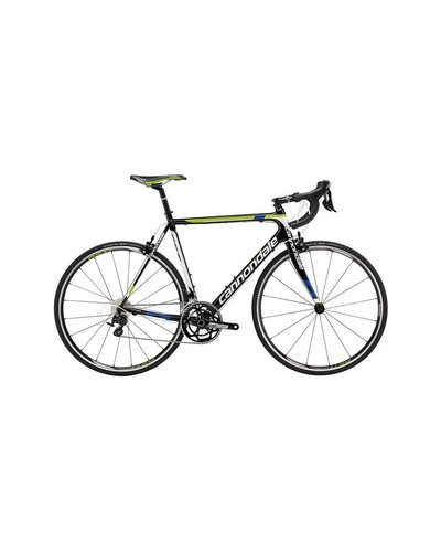 Cannondale 2015 Cannondale SuperSix Evo 5 105 Mid Blk 58