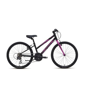 "Specialized 2017 Specialized Hotrock 24"" 21 Spd Street Girls"