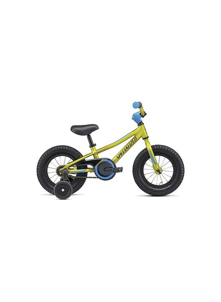 """Specialized 2017 Specialized Riprock Coaster 12"""" Lime/Neon Blu/Blk 6"""