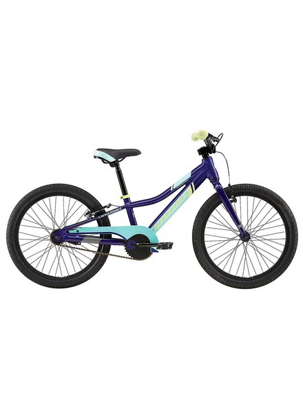 Cannondale 2017 Cannondale Trail 20 SS Girls