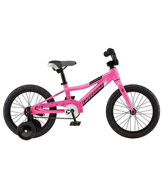 Cannondale 2017 Cannondale Trail 16 SS Girls