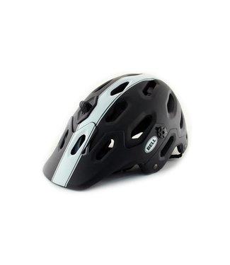Bell Bell Super Helmet Blk/Wht Star SM