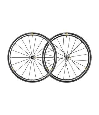 Mavic Mavic Ksyrium Elite UST Wheelset M11 25/4 Graph Blk