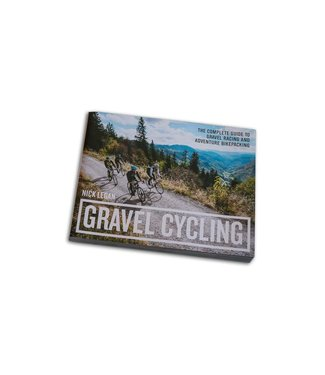 Nick Legan Gravel Cycling Guide Book