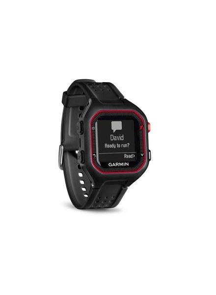Garmin Garmin Forerunner 25 Watch Blk/Red LG