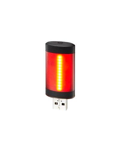 Fabric Fabric Lumacell USB Rear Light Blk