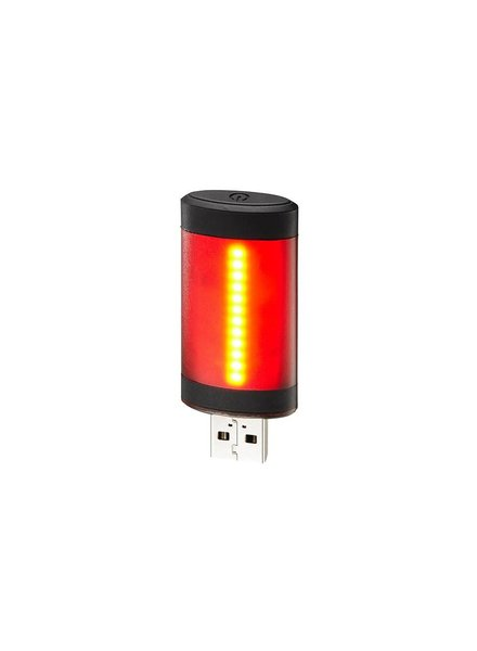 Fabric Fabric Lumacell USB Rear Light Blk