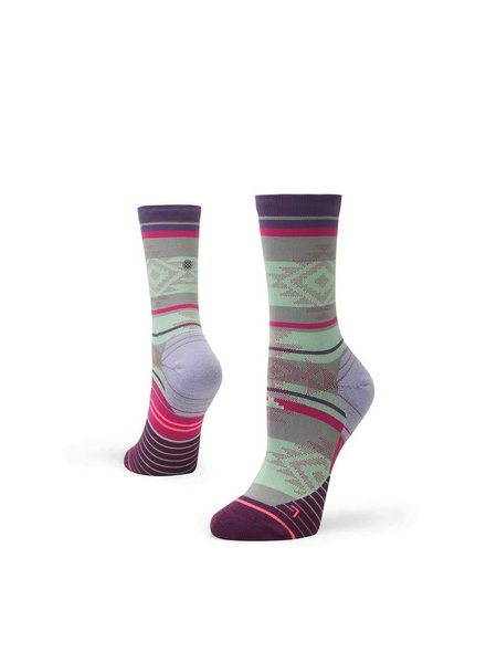 Stance Stance Motivation Crew Sock Wmns