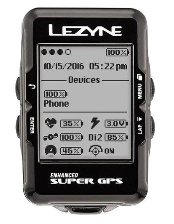 Lezyne Lezyne Super GPS HR Loaded 1