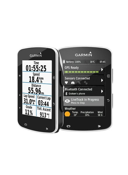 Garmin Garmin Edge 520 Cycling Computer Bundle