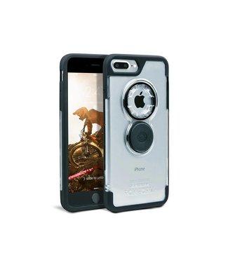Rokform Rokform Crystal Case iPhone 8/7 Plus w/Vent Carbon