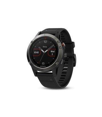 Garmin Garmin Fenix 5 Multisport GPS Watch Slate Gry/Blk