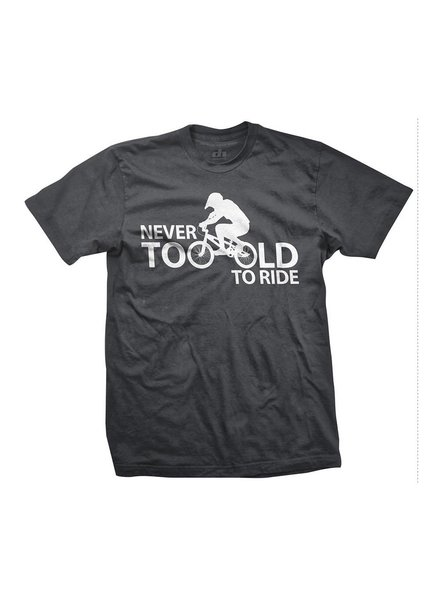 DhDWear DH Wear Never Too Old Tee