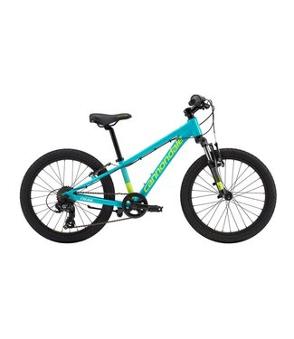"""Cannondale 2019 Cannondale Kids Trail 20"""" Girls Turq"""