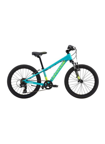 Cannondale 2018 Cannondale Kids Trail 20 Girls Turq