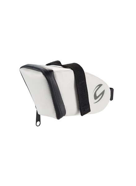Cannondale Cannondale Speedster TPU Saddle Bag Wht MD