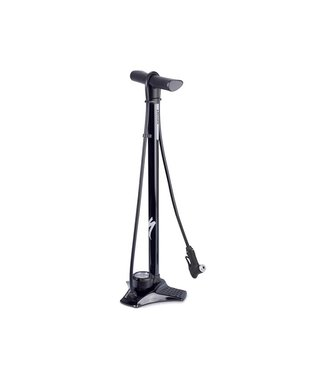 Specialized Specialized Air Tool Sport Steel Switchhitter Floor Pump Blk