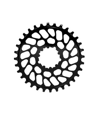 Absolute Black Absolute Black Spiderless BB30 Direct Mount Chainring