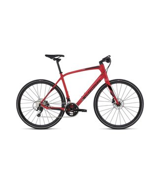 Specialized 2016 Specialized Sirrus Expert Carbon Red/Blk/Char LG