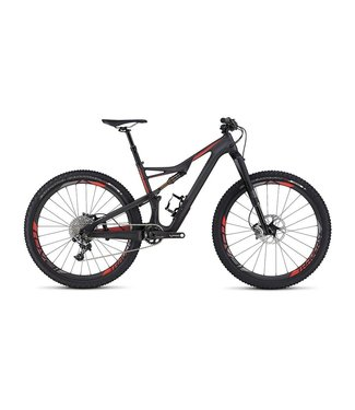Specialized 2016 Specialized S-Works Camber FSR Carbon  650B Carb/Rkt Red/Flo Red LG
