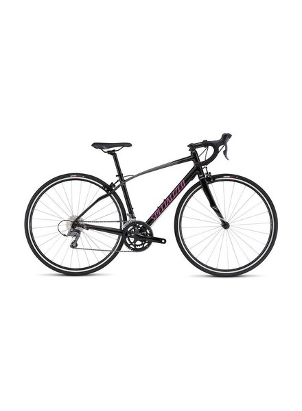 Specialized 2016 Specialized Dolce Blk/Char/Sil/Pnk 48