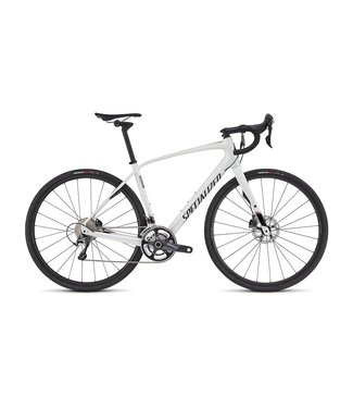 Specialized 2016 Specialized Diverge Expert Carbon Drty Wht/Carb/Mar Stripe 56