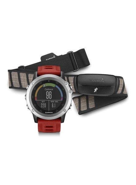 Garmin Garmin Fenix 3 GPS Multisport Training Watch Bundle w/HRM-Run