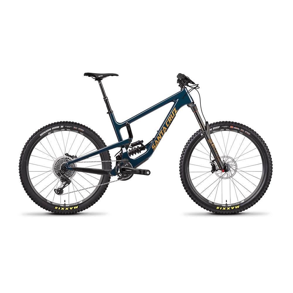 Incycle Bicycles - 2018 Santa Cruz Nomad CC XO1-Kit Coil 27.5 ...